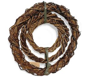 Set Of 3 Wreaths (16, 12 and 8 inch Diameters) - £9.99
